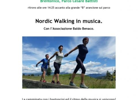 Nordic Walking in musica